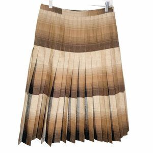 Highland Queen Reversible pleated skirt